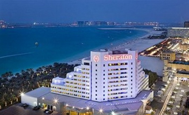 ОАЭ Sheraton Jumeirah Beach Resort & Towers 5*