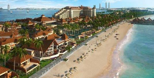 ОАЭ Anantara Dubai Palm Jumeirah 5*