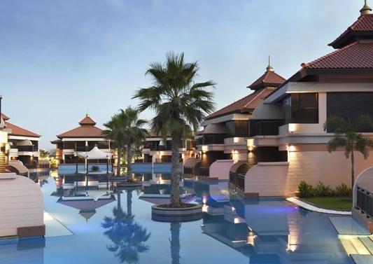 ОАЭ Anantara Dubai Palm Jumeirah 5* фото №1