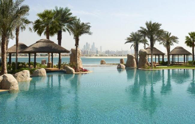 ОАЭ Sofitel The Palm Dubai 5* фото №4