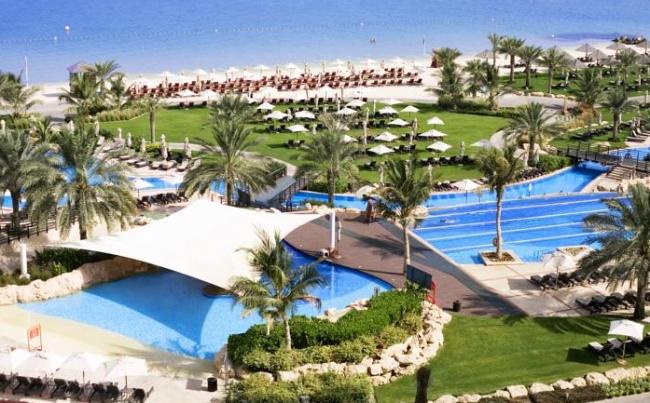 ОАЭ The Westin Dubai, Mina Seyahi Beach Resort & Marina 5* фото №3