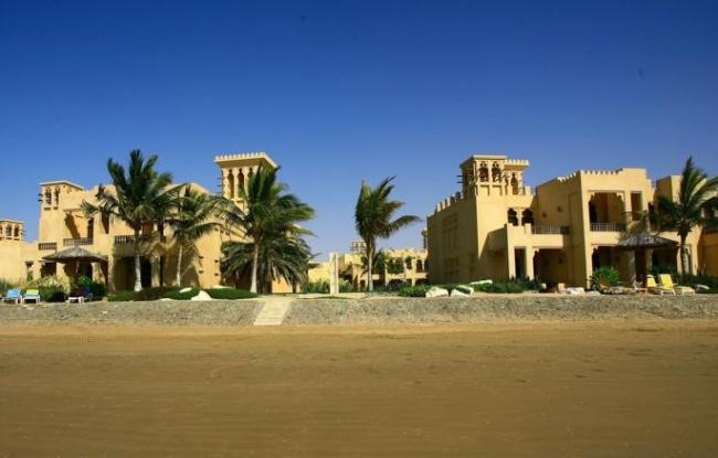 ОАЭ Al Hamra Fort Hotel & Beach Resort  5*