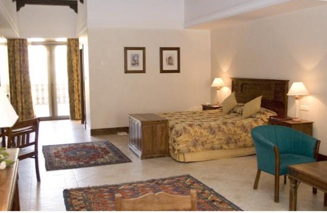ОАЭ Al Hamra Fort Hotel & Beach Resort  5* фото №1