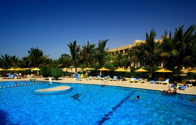ОАЭ Al Hamra Fort Hotel & Beach Resort  5* фото №2