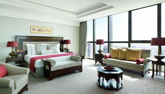 ОАЭ Bab Al Qasr Hotel 5* фото №1