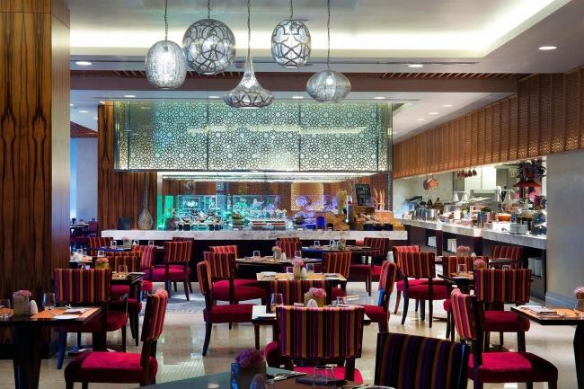 ОАЭ Bab Al Qasr Hotel 5* фото №2