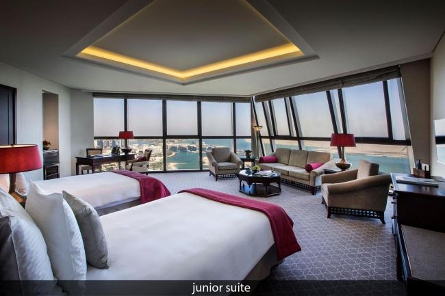 ОАЭ Bab Al Qasr Hotel 5* фото №3