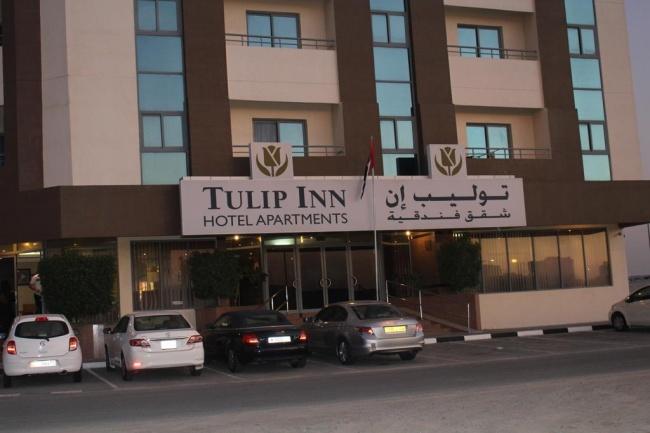 ОАЭ Tulip Inn Hotel Apartments Ajman Apt 3*