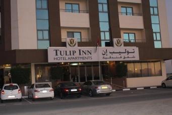 Tulip Inn Hotel Apartments Ajman Apt