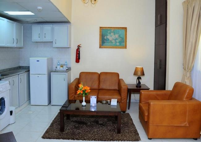 ОАЭ Tulip Inn Hotel Apartments Ajman Apt 3* фото №1