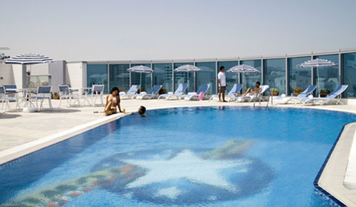 ОАЭ Holiday International Sharjah 5* фото №2