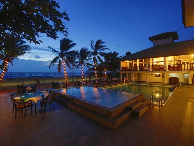 Шри Ланка Catamaran Beach Hotel 3*
