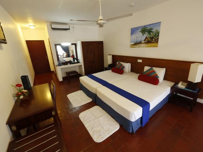 Шри Ланка Catamaran Beach Hotel 3* фото №2