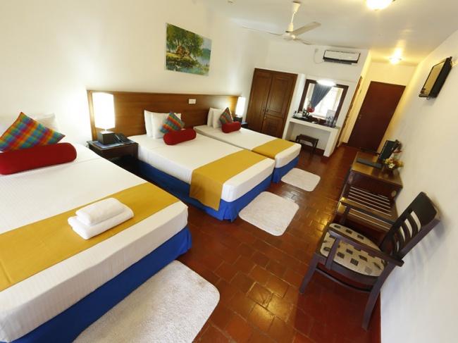 Шри Ланка Catamaran Beach Hotel 3* фото №4