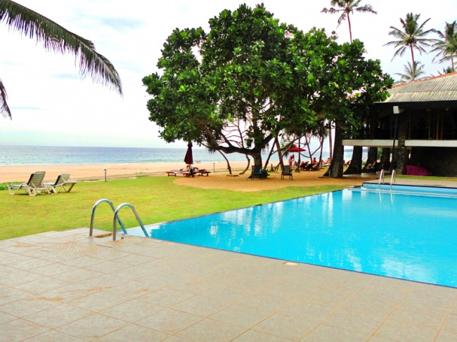 Шри Ланка Koggala Beach Hotel 3* фото №2
