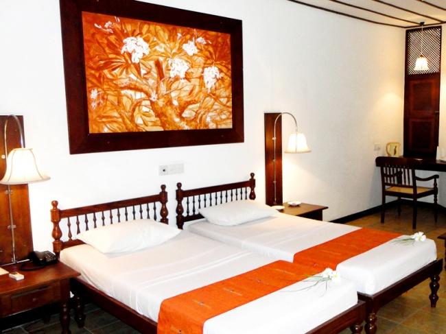 Шри Ланка Koggala Beach Hotel 3* фото №3