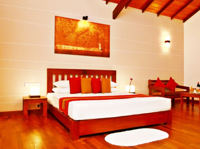 Шри Ланка Kamili Beach Villa 4* фото №1