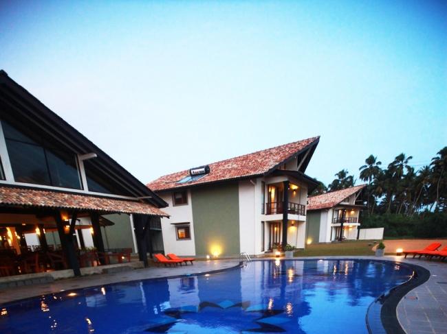 Шри Ланка Kamili Beach Villa 4* фото №2