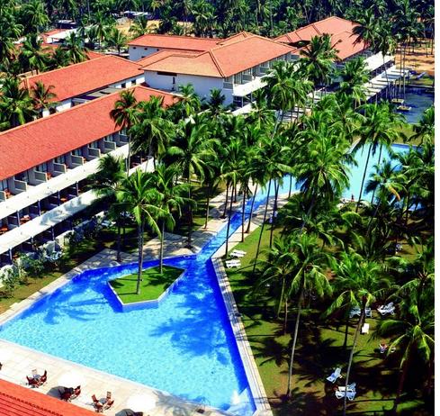 Шри Ланка Blue Water Resort 5*
