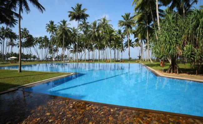 Шри Ланка Blue Water Resort 5* фото №4