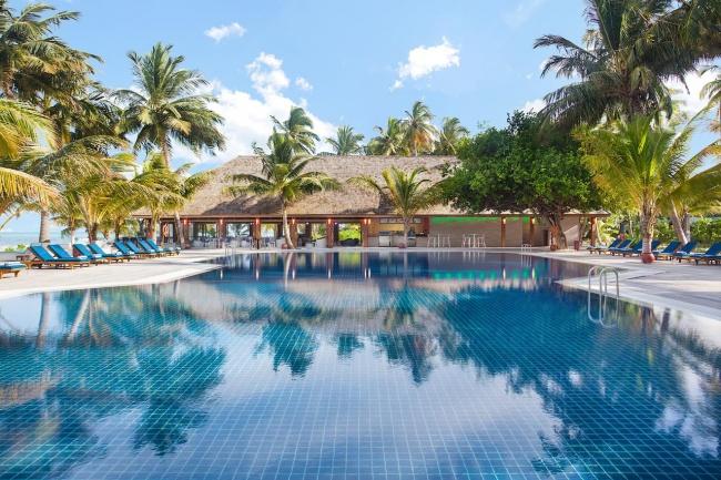 Мальдивы Meeru Island Resort 4*