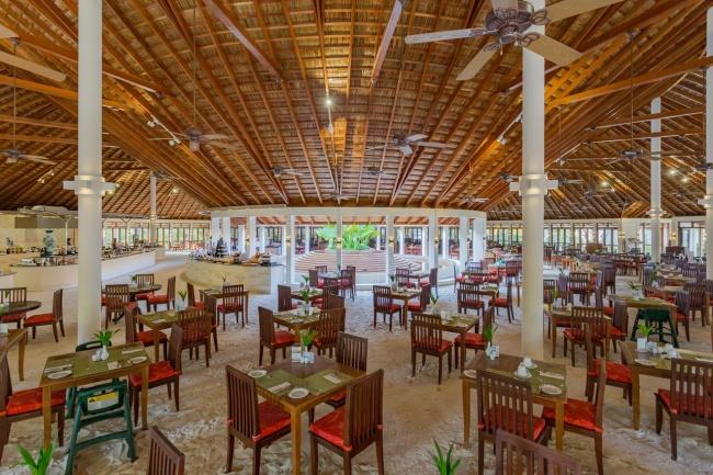 Мальдивы Meeru Island Resort 4* фото №1