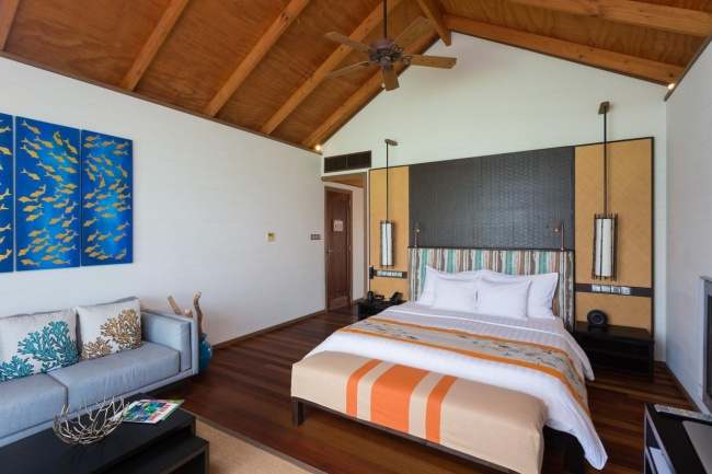 Мальдивы Meeru Island Resort 4* фото №2