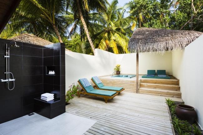 Мальдивы Meeru Island Resort 4* фото №3