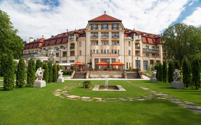 Словакия Thermia Palace 5*