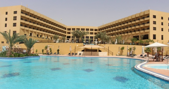 Иордания Marina Plaza 5*