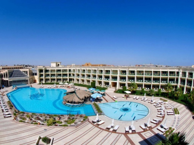 Египет Hilton Hurghada Long Beach 4*