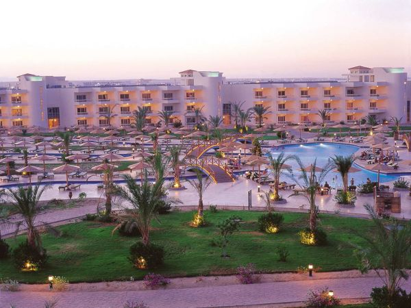 Египет Hilton Hurghada Long Beach 4* фото №1