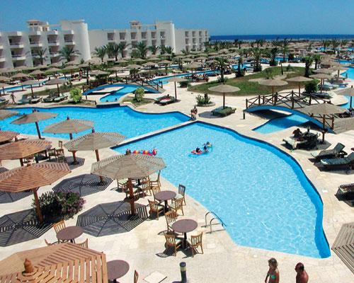 Египет Hilton Hurghada Long Beach 4* фото №2