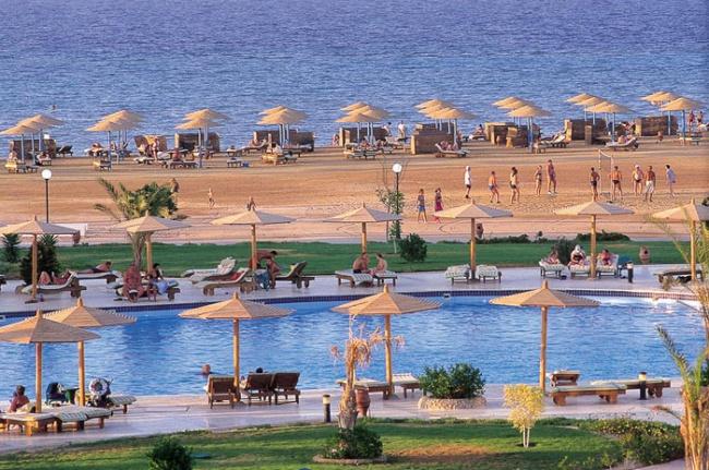 Египет Hilton Hurghada Long Beach 4* фото №3