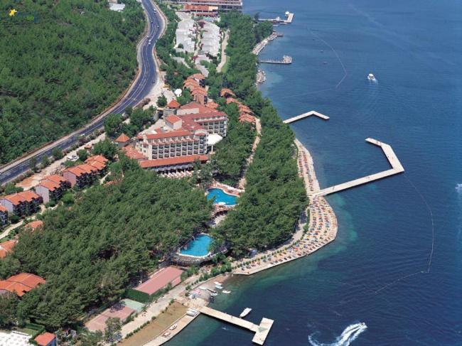 Турция Grand Yazici Club Marmaris Palace HV-1  5*