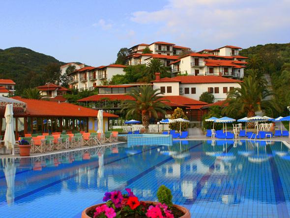 Греция Aristoteles Holiday Resort & SPA 4* фото №1