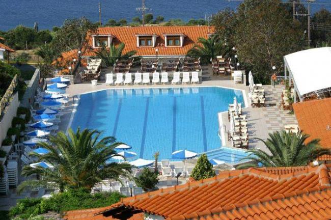 Греция Aristoteles Holiday Resort & SPA 4* фото №2