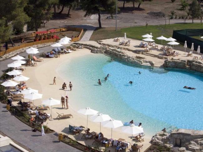 Греция Porto Carras Sithonia Hotel 5*