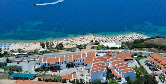 Греция Akti Ouranoupoli Hotel 3+*