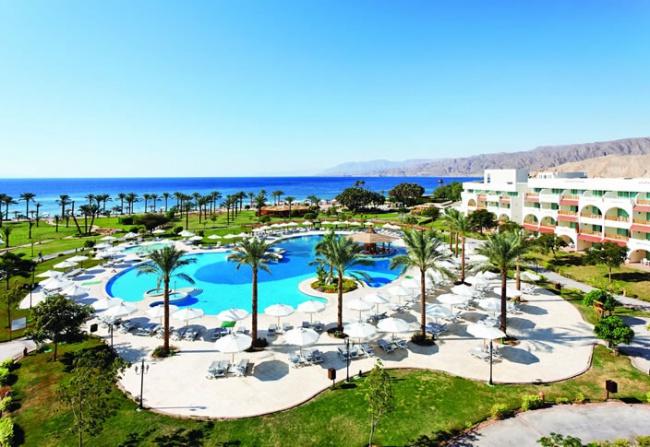 Египет Movenpick Resort Taba 5* фото №1