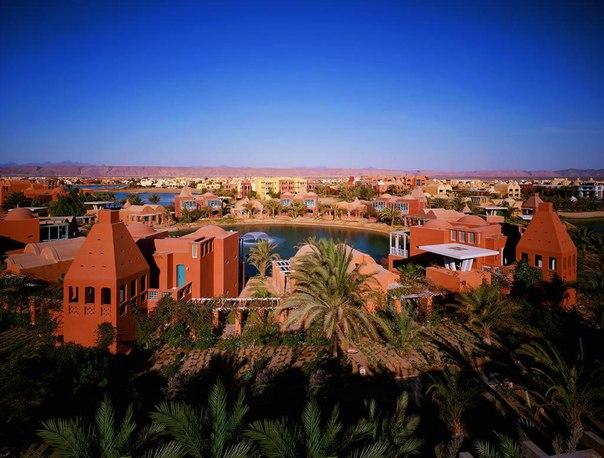 Египет Sheraton Miramar 5* фото №2