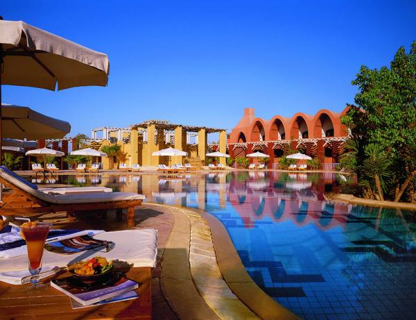 Египет Sheraton Miramar 5* фото №4