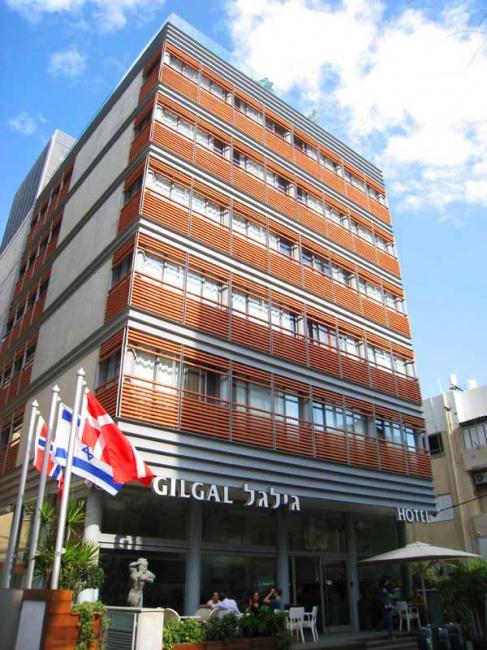 Израиль Gilgal Hotel Tel Aviv 3*