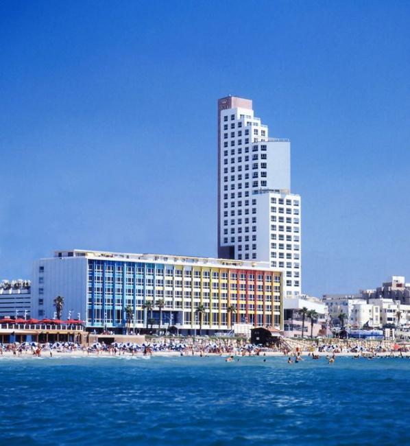 Израиль Dan Tel Aviv Hotel  5* фото №4