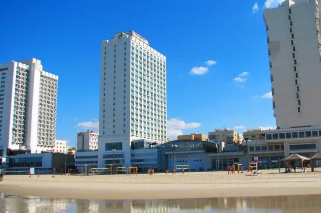Израиль Crowne Plaza Tel Aviv Beach 5*