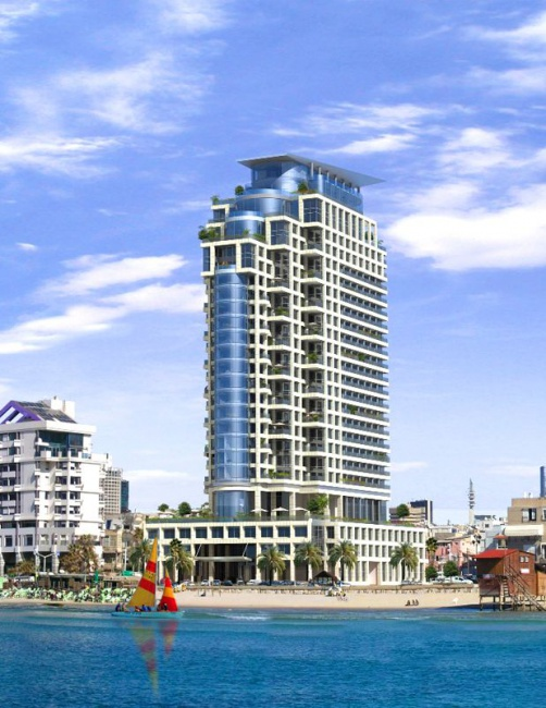 Израиль Isrotel Royal Beach Tel-Aviv 5*
