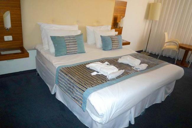 Израиль Spa Club Hotel Dead Sea 5* фото №3
