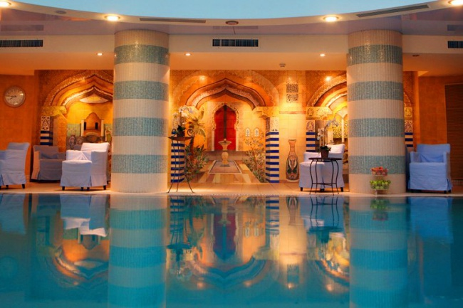 Израиль Spa Club Hotel Dead Sea 5* фото №4