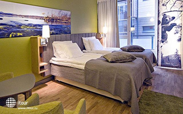 Финляндия Sokos Hotel Levi 4* фото №1