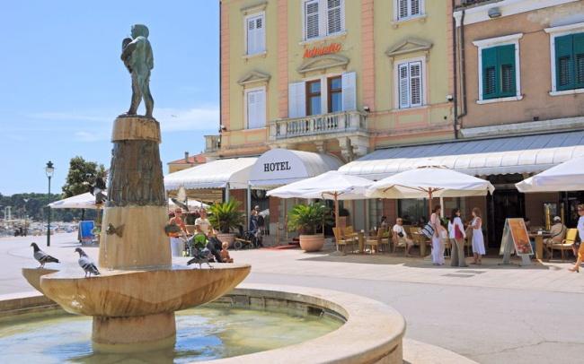 Хорватия Adriatic Rovinj 4*